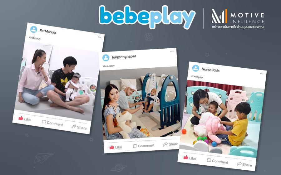 Bebeplay - Motive Influence Case Study